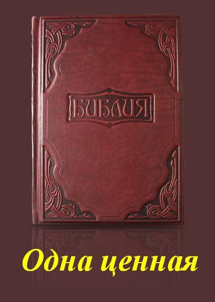Одна ценная книга Библия